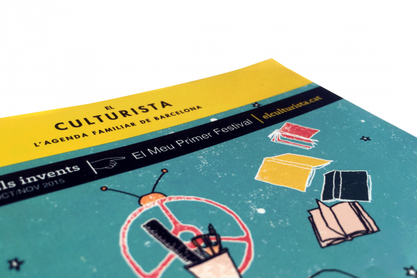El Culturista, the coolest agenda for families in Barcelona