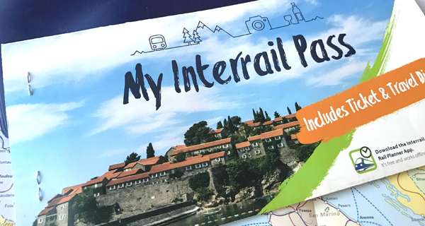 Viatgem amb Inter Rail per Europa