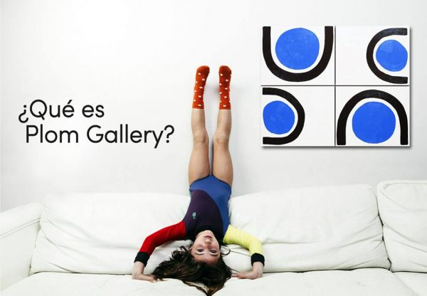 Plom Gallery, la galería de arte para niños