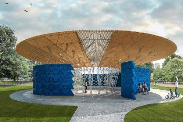 Visita obligada: Serpentin Pavilion 2017