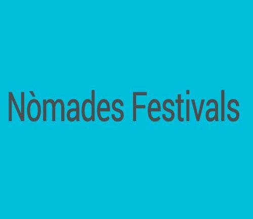 FESTIVALS NOMADES