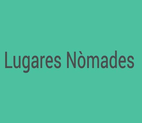 lugares nomades
