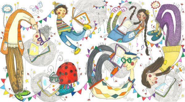 Editorial Nanit, cuentos de canciones